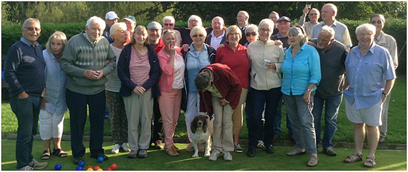 Bradwell Bowls Club