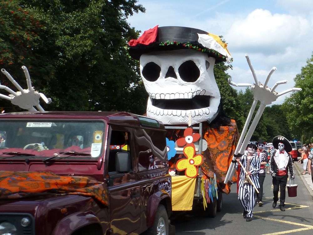 Bradwell Carnival